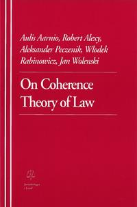 On Coherence Theory of Law