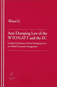 Anti-Dumping Law of the WTO/GATT and the EC