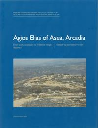 Agios Elias of Asea, Arcadia