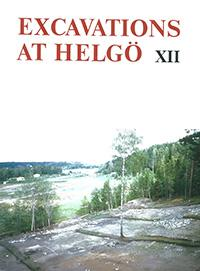 Excavations at Helgö XII
