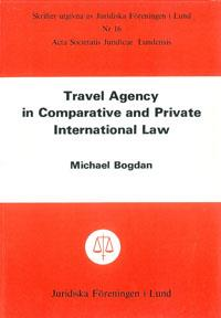 Travel Agency in Comparative and Private International Law