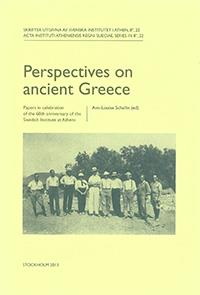 Perspectives on ancient Greece