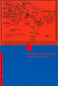 Caves, monuments and texts
