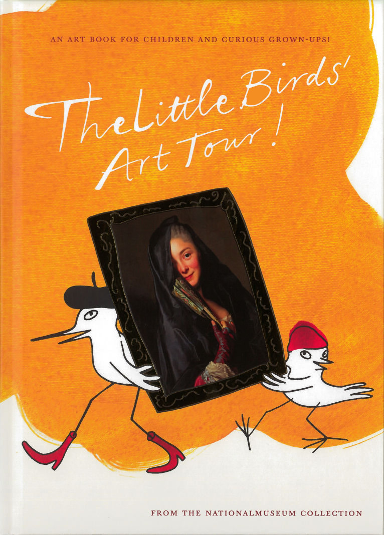 The Little Birds' Art Tour!